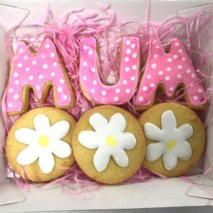 Mum Cookies